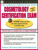 Cosmetology Certification Exam