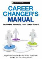 Career Changer's Manual