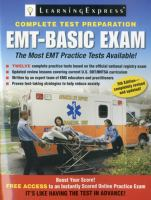 EMT-basic Exam