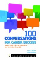 100 Conversations for Career Success