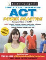 ACT Power Practice