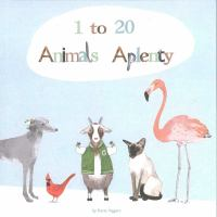 1 To 20, Animals Aplenty