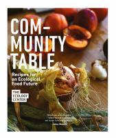 Community Table