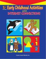 Early Childhood Activities With Internet Connections