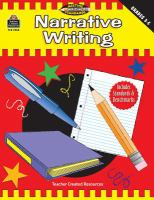 Narrative Writing, Grades 3-5