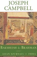 Baksheesh & Brahman