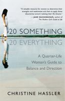 20 Something, 20 Everything