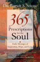 365 Prescriptions for the Soul