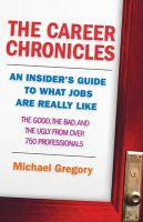 The Career Chronicles