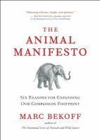 The Animal Manifesto