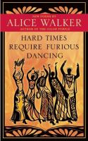 Hard Times Require Furious Dancing