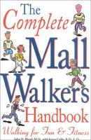The Complete Mall Walker's Handbook