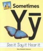Sometimes Yy