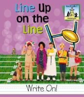 Line up on the Line