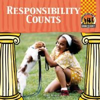 Responsibility Counts