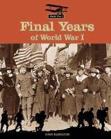Final Years of World War I