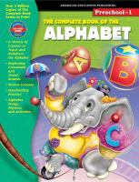 The Complete Book of Alphabet