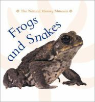 Frogs and Snakes