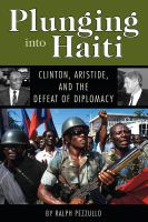 Plunging Into Haiti