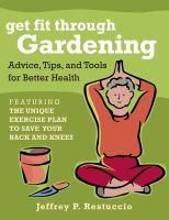 Get Fit Through Gardening