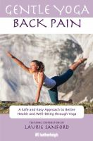Gentle Yoga Back Pain
