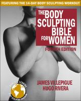 The Body Sculpting Bible for Women