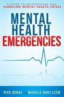 Mental Health Emergencies
