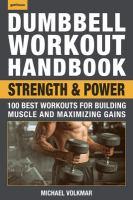 Dumbbell Workout Handbook