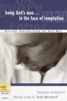 Being God's Man-- in the Face of Temptation