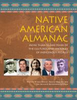 Native American Almanac