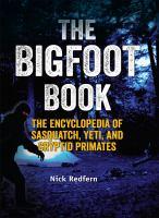 The Bigfoot Book