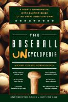 The Baseball Uncyclopedia
