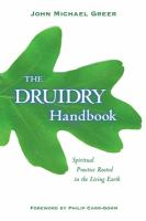 The Druidry Handbook