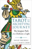 Tarot And The Archetypal Journey