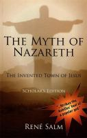 The Myth of Nazareth