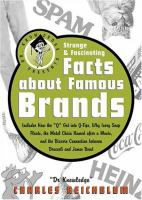 Strange & Fascinating Facts About Famous Brands