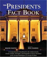 The Presidents Fact Book