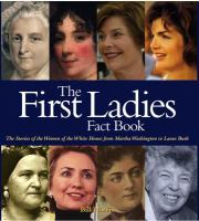 The First Ladies Fact Book