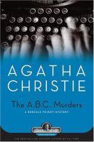 The A.B.C. Murders - Christie, Agatha