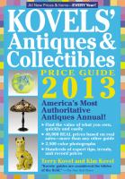 Kovel's Antiques & Collectibles Price Guide