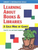 Learning About Books & Libraries