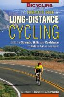 The Complete Book of Long-distance Cycling