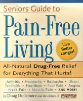 Seniors Guide to Pain-free Living