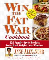 Win the Fat War Cookbook