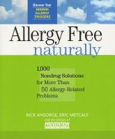 Allergy Free Naturally