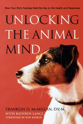 Cover image for Unlocking the Animal Mind