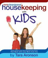 Mrs.Cleanjeans' Housekeeping With Kids