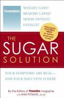 Prevention's The Sugar Solution