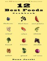 12 Best Foods Cookbook