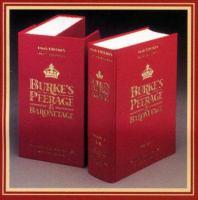 Burke's Peerage & Baronetage